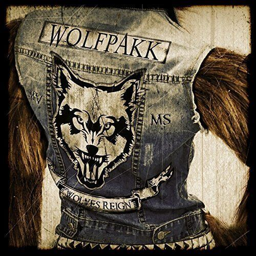 Wolfpakk - Wolves Reign (Jewel Case CD)