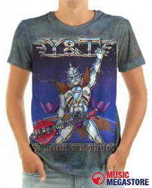 Y & T - In Rock We Trust T-Shirt