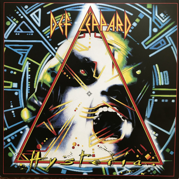 Def Leppard Hysteria Jewel Case Cd Music Megastore