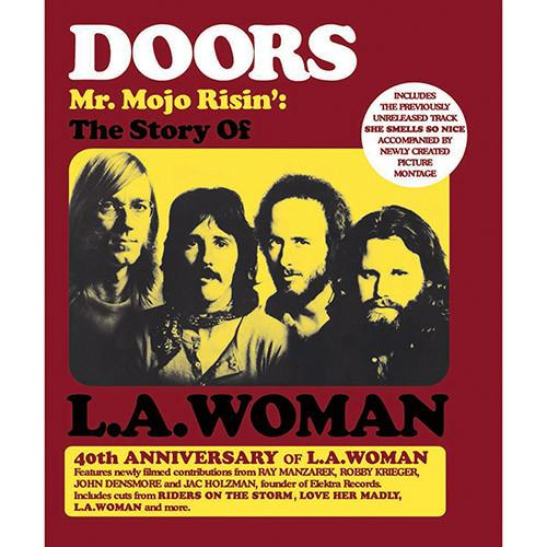 Doors ...  sc 1 st  Music Megastore & Doors - Mr. Mojo Risinu0027: The Story Of L.A. Woman (DVD) - Music Megastore