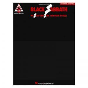 Black Sabbath - 13 - Guitar Recorded Versions (Tablature