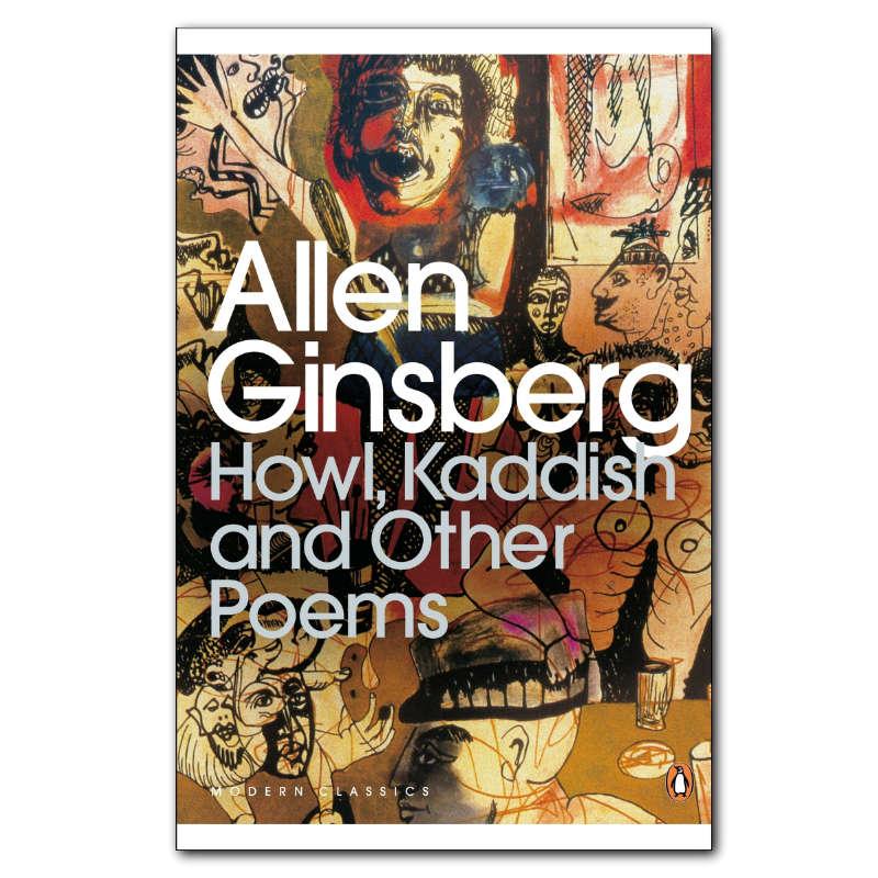Γκίνγκσπεργκ - το ουρλιαχτό της μπιτ γενιάς
