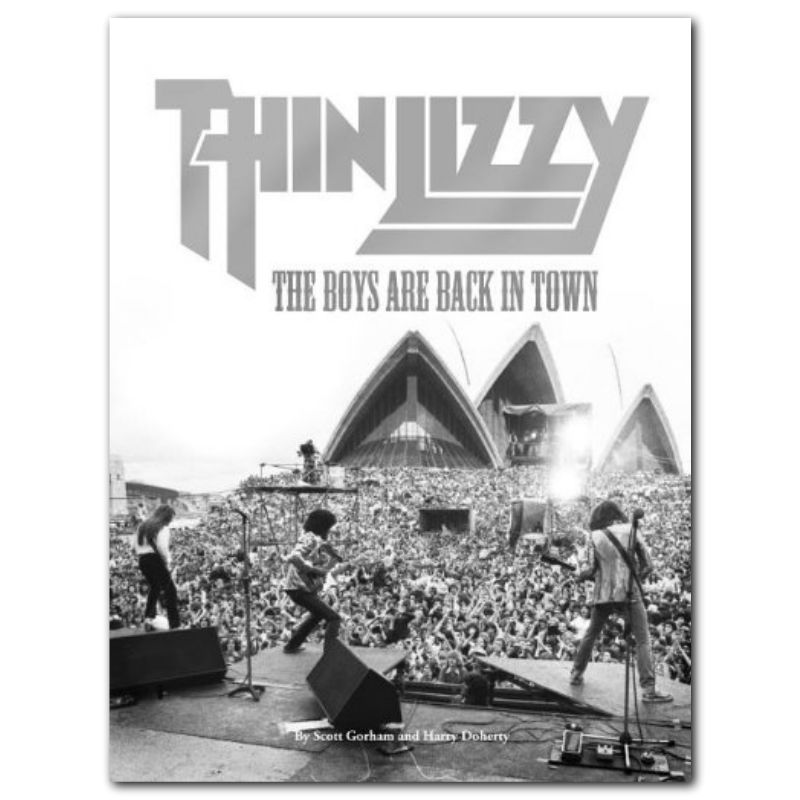 Harry Doherty Thin Lizzy The Boys Are Back In Town