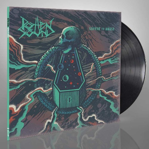 Rotten Sound Suffer To Abuse Black Lp Music Megastore