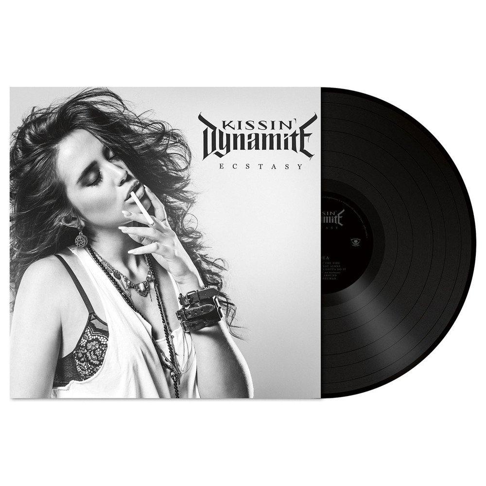 Kissin Dynamite Ecstasy Black Lp Music Megastore